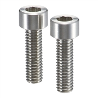 SNSTG-M3-8 NBK Hex Socket Head Cap Screws - High Intensity Titanium Alloy- Made in Japan