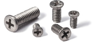 SNZT-M2-4-NBK 4mm Pan Head Machine Screws for Precision Instruments