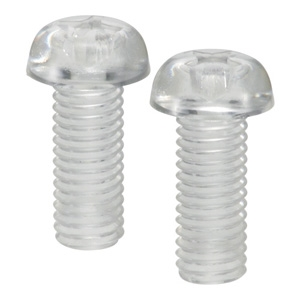 SPC-M3-10-P  NBK Plastic Cross Recessed Pan Head Machine Screws