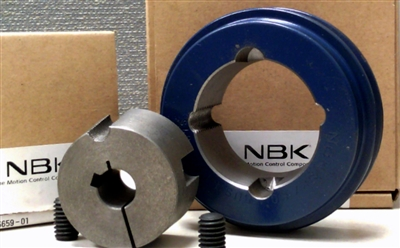 SPZ 80-1 Pulley With SP1210-14 TAPER-LOCK BUSHING LPT LT QD With keyway NBK-JP