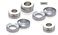 SQWS-6  NBK Stainless Steel Spherical Washers -Made in Japan