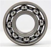 "SR133 Stainless Steel Open Bearing  3/32""x3/16""x1/16"" inch"