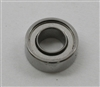 SR144K1TLKZ1W02N Dental Handpiece ABEC-7 Ceramic Angular Contact Groove Bearing with shield and inner + outer ring