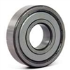"SR166ZZ 3/16""x3/8""x1/8"" inch Stainless Steel Shielded Bearings Pack of 10"