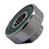 "SR3-2RS Bearing With Extended Inner race 3/16""x1/2""x0.227"" inch Stainless Steel Sealed Bearings"