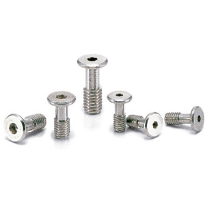 SSCHS-M8-30 NBK Socket Head Cap Captive Screws with Special Low Profile Made in Japan