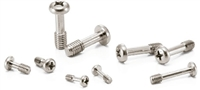 SSCPS-M6-20 NBK  Cross Recessed Pan Head Captive Machine Screws One Screws NBK -  Made in Japan