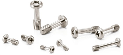 SSCPS-M8-35 NBK  Cross Recessed Pan Head Captive Machine Screws One Screws NBK -  Made in Japan