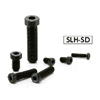 SSH-M10-30-SD-NBK Socket Head Cap Screws with Extreme Low & Small Head- Pack of 10-Made in Japan