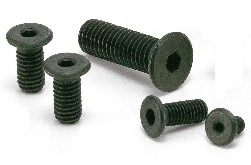 M5 Socket Head Cap Screws with Special Low Profile SSH-M5-8 8mm Pack of 10