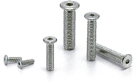 SSHS-M3-30-FT NBK Socket Head Cap Screws with Special Low Profile - Full Thread One Screw