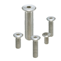 SSHT-M6-12 NBK Socket Head Cap Screws - Special Low Profile - Pure Titanium -Made in Japan