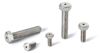 SVHS-M3-8 NBK  Hexagon Head Bolts with Ventilation Hole- 10 screws