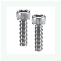 Lot of 10 SVSL-M5-10-NBK  Socket Head Cap Screws with Ventilation Hole - SUS316L M5 length 10mm