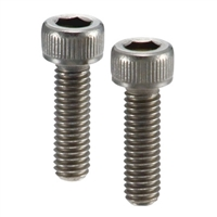 SVST-M4-10-NBK Hex Socket Head Cap Screws with Ventilation Hole - Titanium M4 length 10mm