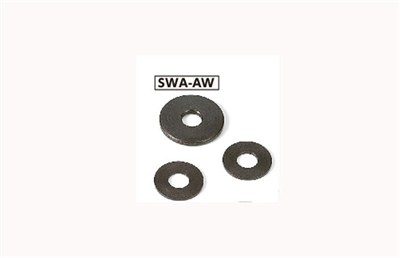 SWA-2-8-1-AW NBK Adjust Metal Washer - Steel - Ferrosoferric Oxide Film Pack of 10 Washer Made in Japan