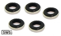 SWS-8-E NBK Japan Seal Washer  - Pack of 5