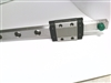 THK made in Japan 9mm Stainless Steel Linear Guideway System 195mm Long with one carriage Truck