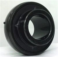 "UC214-44 UC214-44 Black Oxide plated Bearing Insert 2 3/4"" Inch Mounted"