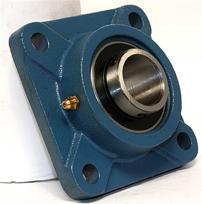"15/16"" Bearing UCF205-15 + Square Flanged Cast Housing Mounted Bearings"