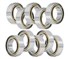 6x12 Sealed 6x12x4 Miniature Bearing Pack of 10