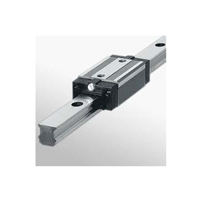 "15mm 60"" Long square rail with one block"