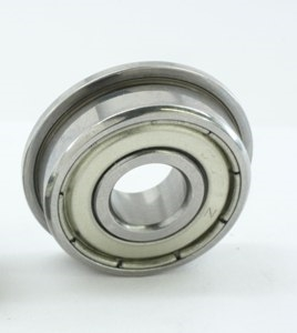10 Flanged Bearing 5x8 Shielded 5x8x2.5 Miniature