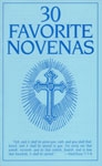 Thirty Favorite Novenas