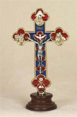 Double Trinity Cross