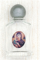 Perpetual Help Holy Water Bottle