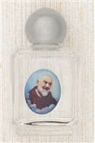 St Pio Holy Water Bottle