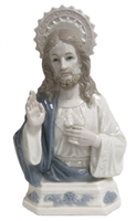 Sacred Heart of Jesus Porcelain