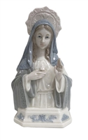 Immaculate Heart of Mary Porcelain