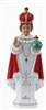 Infant Jesus of Prague Plastic Statue