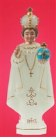 Infant Jesus of Prague Luminous Statue