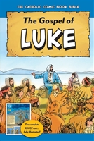 LUKE CATHOLIC COMIC BIBLE RSVCE (NEELY)