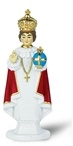 "4"" Infant of Prague Auto Statue"