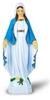 "4"" Our Lady of Grace Auto Statue"