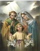 The Holy Family poster
