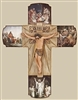Life of Christ Crucifix 12""