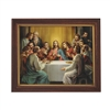 Last Supper Framed 10 x 12.5""