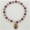 Our Lady of Perpetual Help Stretch Bracelet