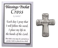 BLESSINGS POCKET TOKEN (BLESSINGS) by Ganz