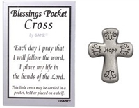 BLESSINGS POCKET TOKEN (HOPE) by Ganz