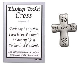 BLESSINGS POCKET TOKEN (LOVE) by Ganz