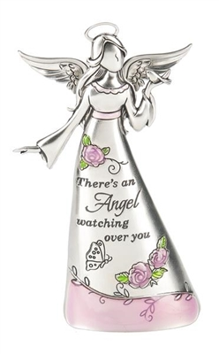 Figurine - There's an Angel watching over you
