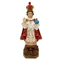 Infant Jesus of Prague Resin