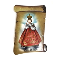 Infant Jesus - Ceramic Fridge Magnet