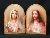 Holy Hearts of Jesus and Mary