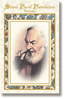 St Pio of Pietrelcina Novena Book